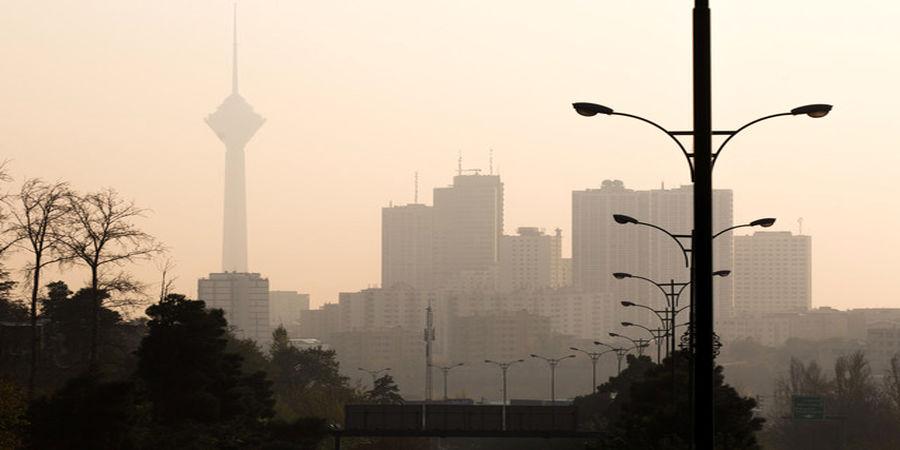 خبر بد درباره آلودکی هوای  تهران