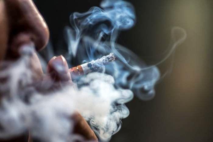 مصرف دخانیات