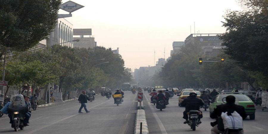 توصیههای وزارت بهداشت در پی خیزش گرد و غبار در تهران