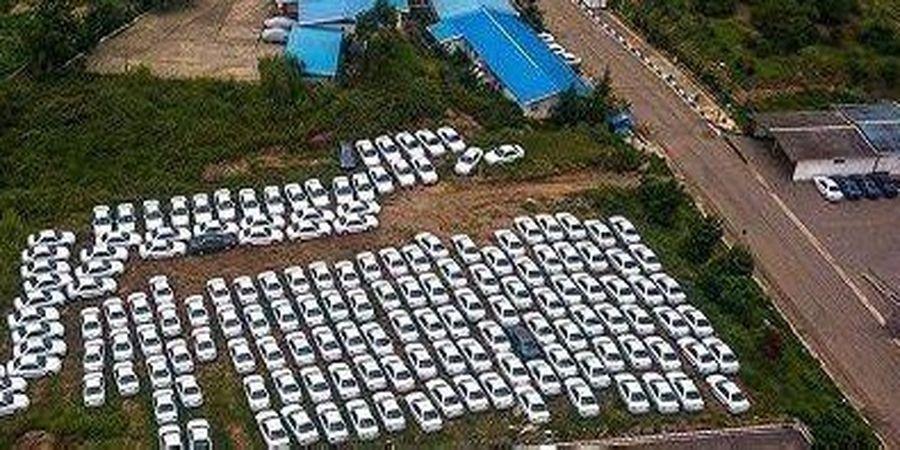 کشف انبار احتکار خودرو در مهاباد