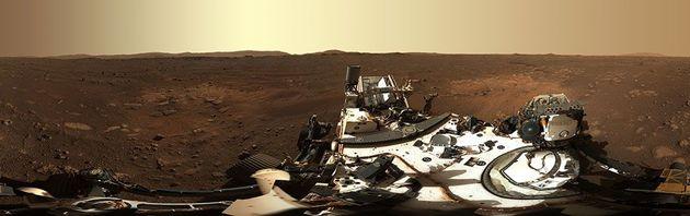عکسهای جدید ناسا از شگفتیهای مریخ