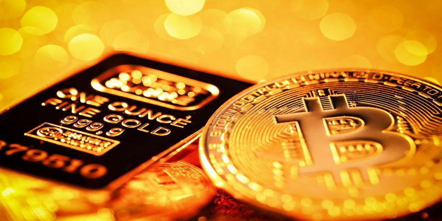 افت 2.5 درصدی قیمت جهانی طلا/ صعود بیتکوین