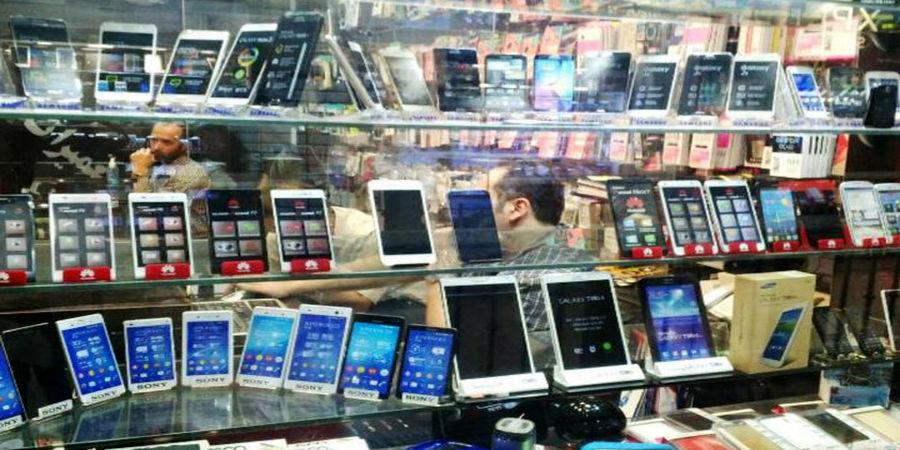 گوشی 48 میلیون تومانی در بازار ایران