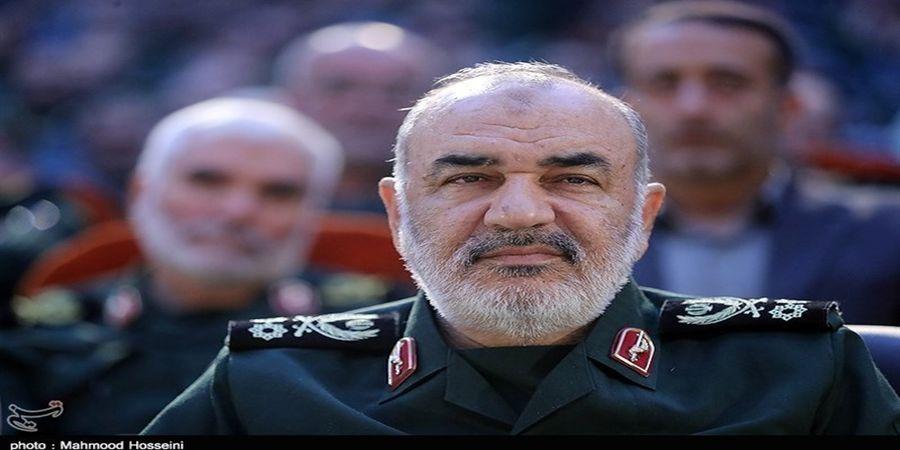 وعده مهم فرمانده سپاه به مردم ایران