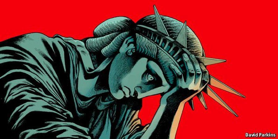 «قبیلهگرایی سیاسی» در «ایالات متفرقه آمریکا»