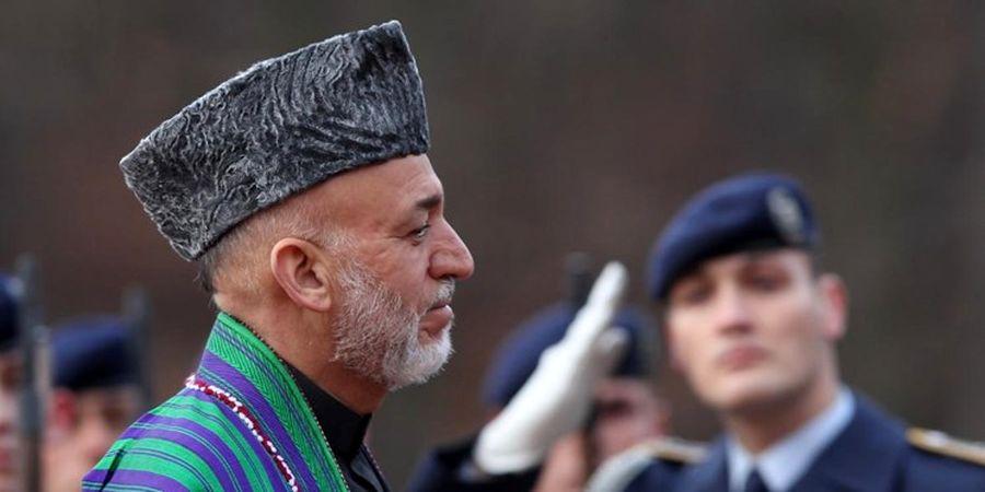 حامد کرزی: طالبان به وعدههایش عمل نکرده است