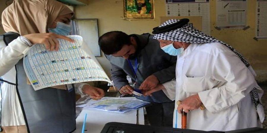 اتمام رأیگیری در عراق و آغاز شمارش آراء