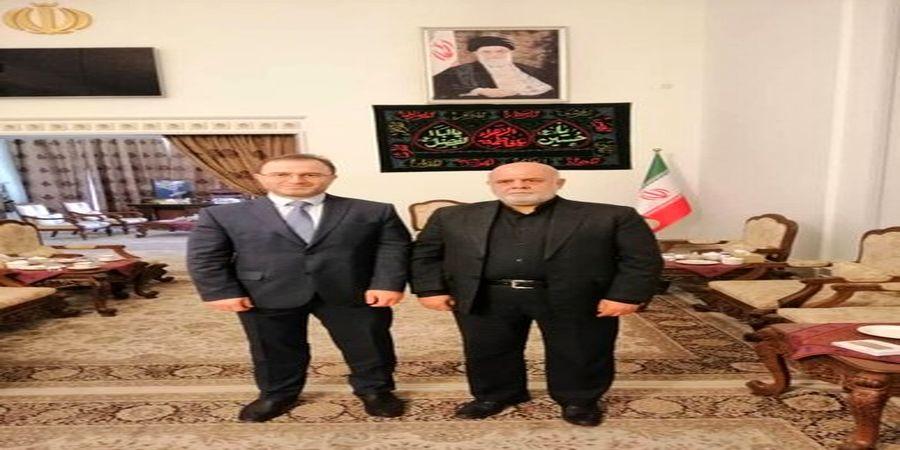 سفیر روسیه اعلام کرد: بدون ایران هیچ مشکلی قابل حل نیست