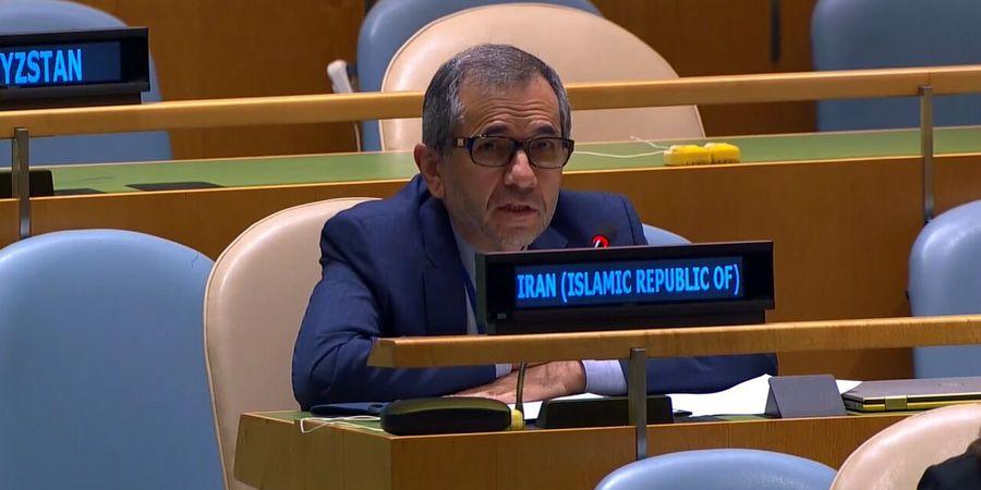 نامه هشدار آمیز ایران خطاب به اسرائیل
