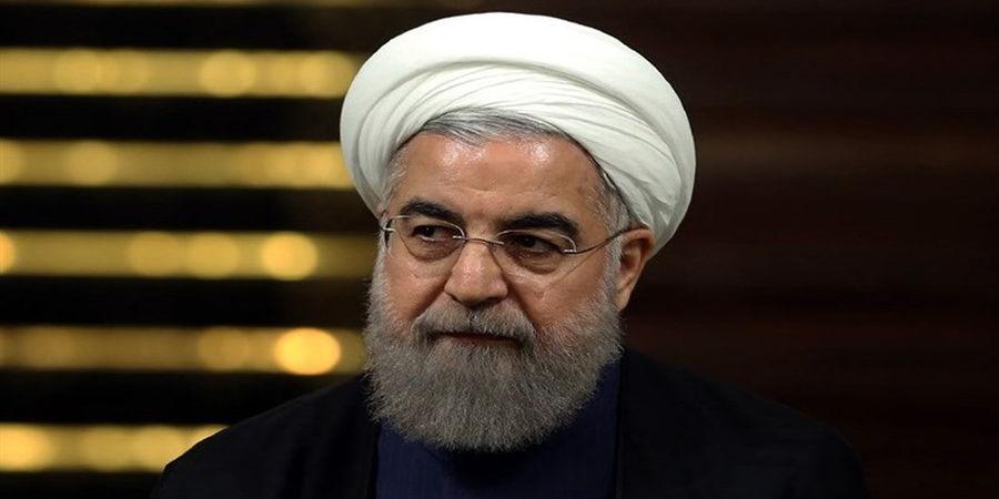 توئیت معنادار حسن روحانی خطاب به شورای عالی امنیت ملی