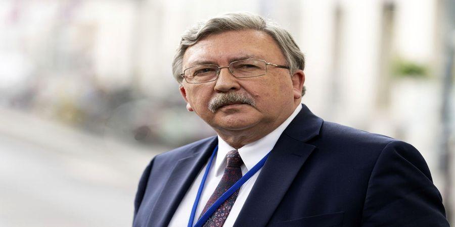 واکنش اولیانوف به یک اتهام درباره مذاکرات برجامی