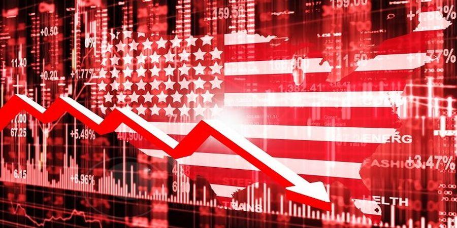 ریزش بورسهای جهانی/ سقوط شاخص های وال استریت