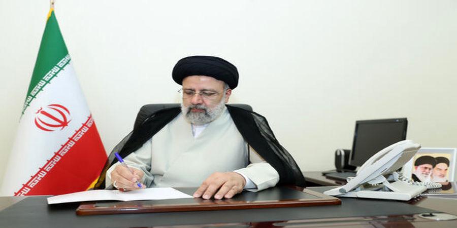 پیام تبریک رئیسی به مدال آوران کشتی ایران