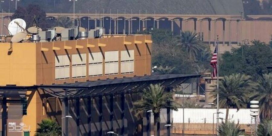 نیروهای امنیتی منطقه سبز بغداد را بستند