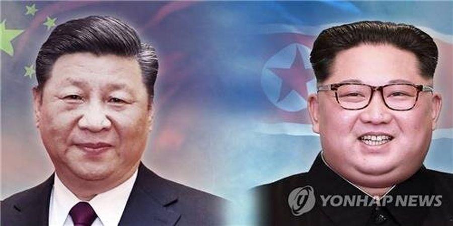 کیم جونگ اون برای رئیس جمهور چین پیام فرستاد