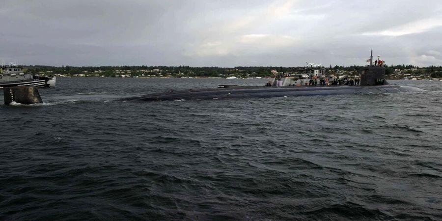 اعلام میزان خسارتهای جانی سانحه زیردریایی آمریکایی