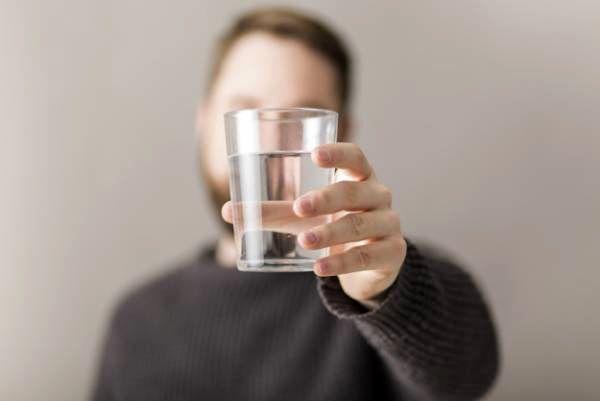 عوارض آب خوردن