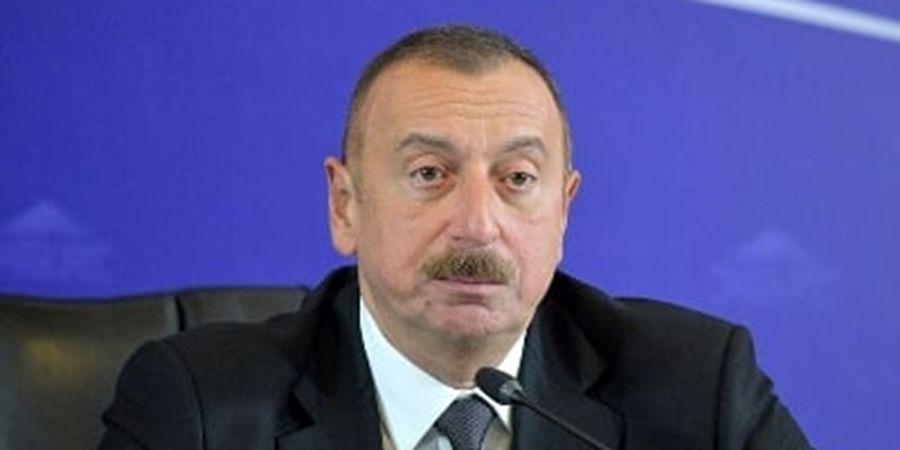 خط ونشان رئیسجمهور آذربایجان برای کامیونهای ایرانی!