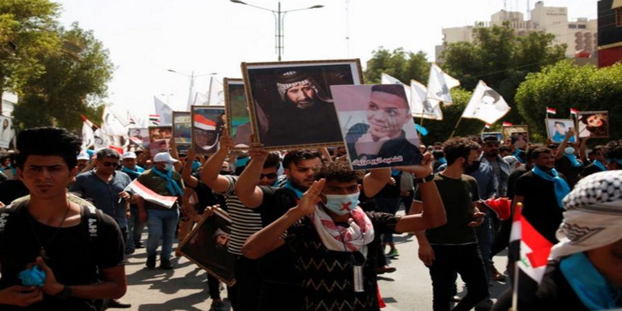 جنگ نیابتی ایران و آمریکا در عراق!