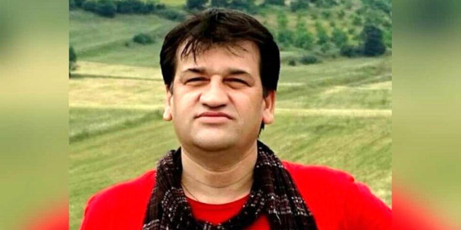 مجید باوفا هنرمند جوان درگذشت