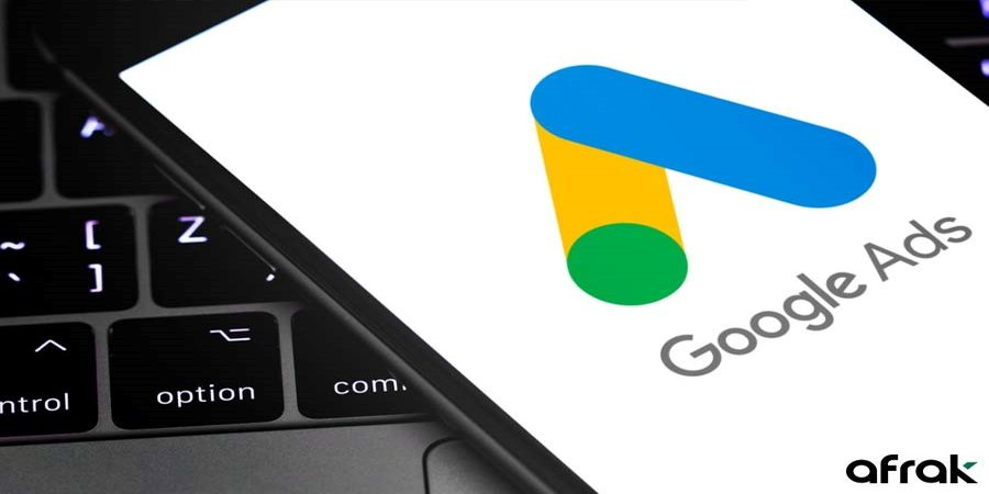 شارژ حساب گوگل ادز با افراک!